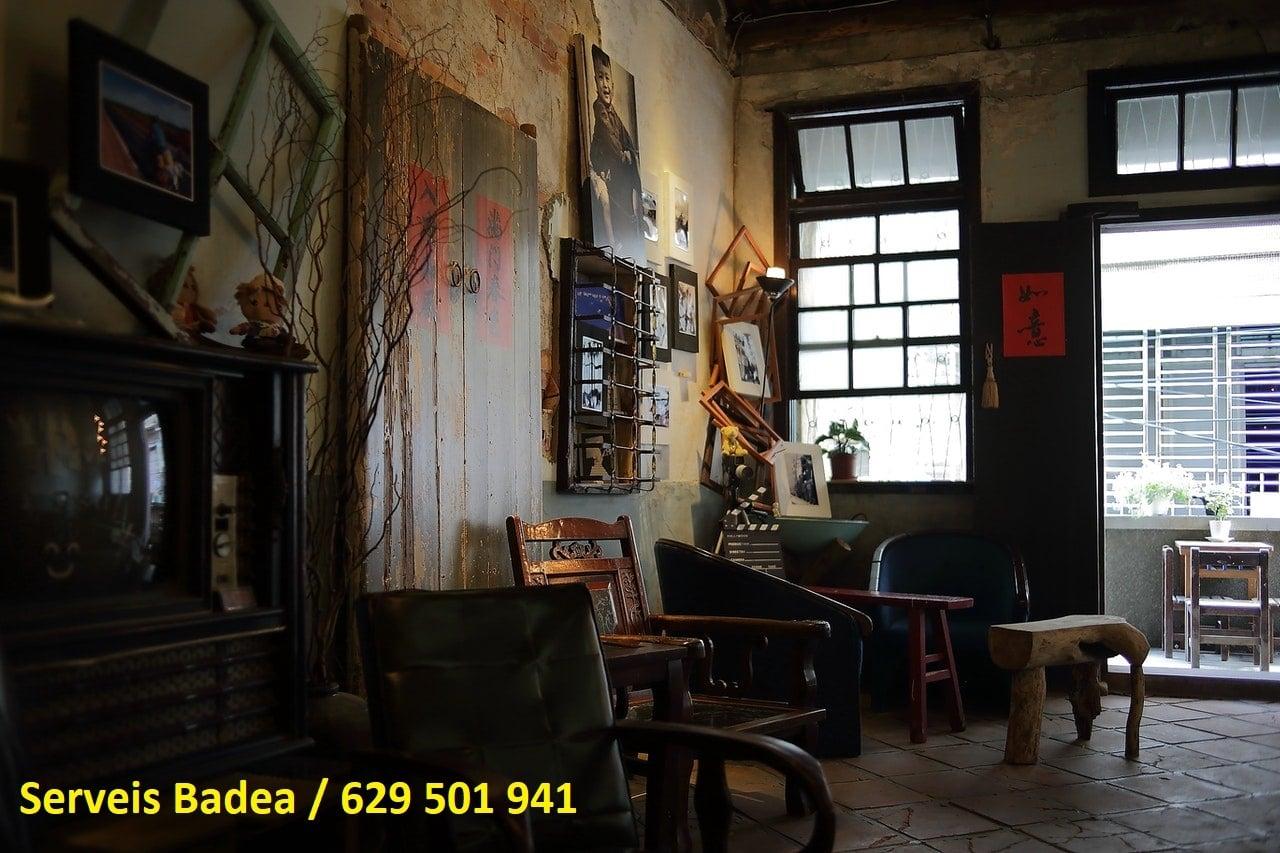 Vaciado de pisos y locales en El Prat de Llobregat