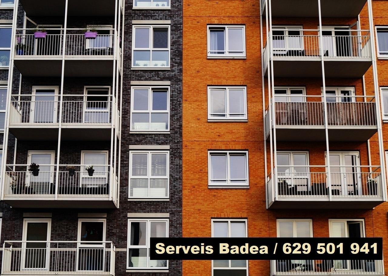 Vaciado de pisos en Palafrugell