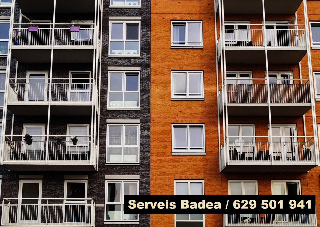 Vaciado de pisos y locales en Amposta
