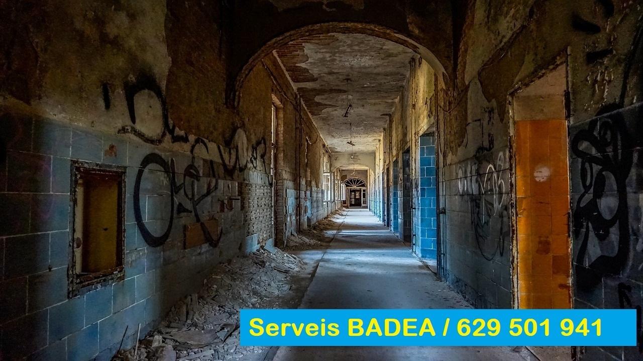 Vaciado de pisos y locales en Reus