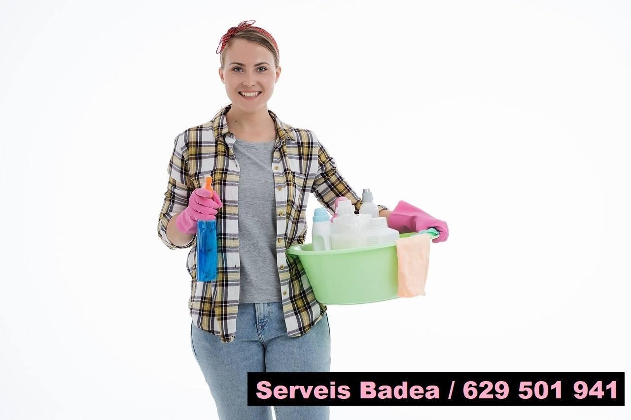Vaciado y limpieza de pisos en Corbera de Llobregat