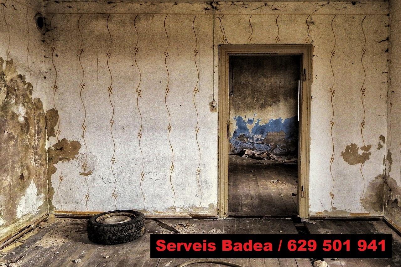Vaciado de pisos en Vilafranca del Penedès