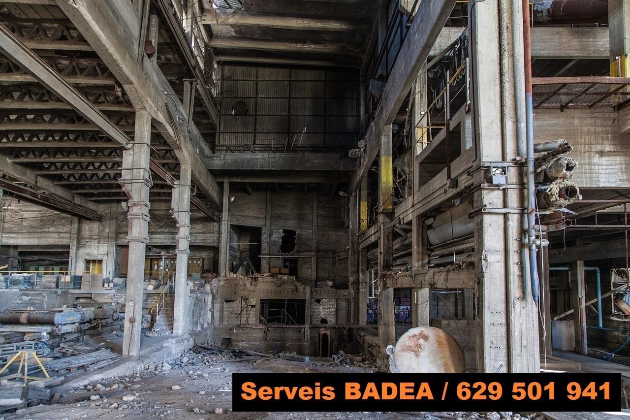 Vaciado de pisos y locales en Vic