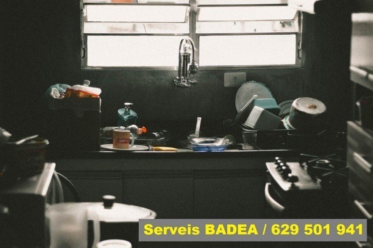 Empresas de vaciados de pisos en Vilanova del Camí